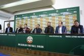 Аматьорската футболна лига и Българският футболен съюз - пресконференция - 13.03.2018