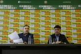 Футбол - пресконференция след изпълкома на БФС - 14.03.2018