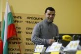 Борба - пресконференция - преди турнира Дан Колов - Никола Петров - 15.03.2018