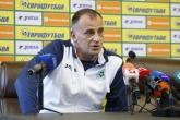 Футбол - пресконференция на Антони Здравков - 19.03.2018