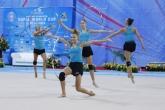 Художествена Гимнастика - подиум тренировка - София Оупън -29.03.2018