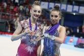 Художествена гимнастика - Световна Купа София - 01.04.2018
