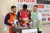 Баскетбол - пресконференция - Мач на звездите - 05.04.2018