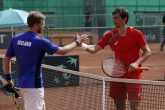 Тенис - Купа Дейвис - Александър Лазов - Егил Сигурдсон - 05.04.2018