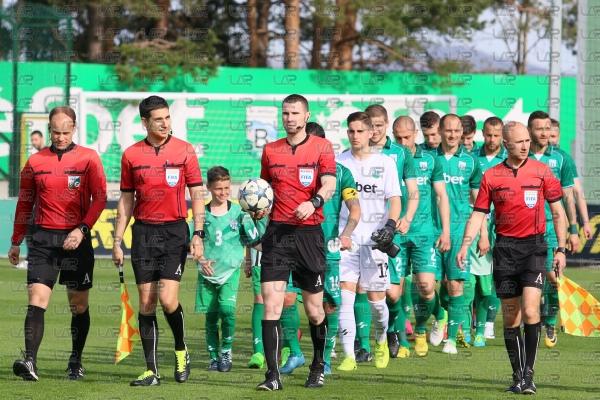 Футбол - ППЛ - 28ми кръг- ФК Витоша Бистрица - ОФК Пирин - 05.04.2018