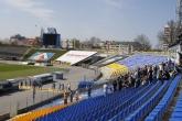 Футбол - тренировка на ПФК Левски преди мача с ЦСКА - 10.04.2018
