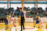 Баскетбол - НБЛ - ПБК Академик София vs БК Спартак Плевен - Спортен комплекс Правец 10.04.2018