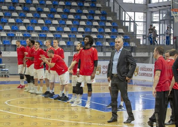 Баскетбол - КК Блокотехна - БК Левски Лукойл - 14.04.2018