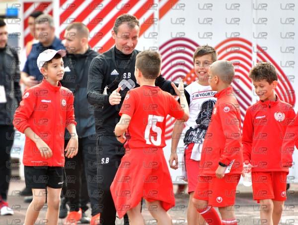Футбол - Първа шестица - 3 ти кръг - ПФК ЦСКА - ФК Верея 14.04.2018