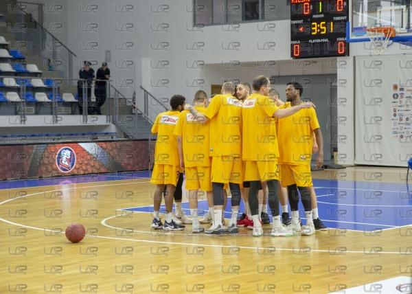 Баскетбол - Балканска лига - БК Рилски спортист  - КК Блокотехна - 15.04.2018