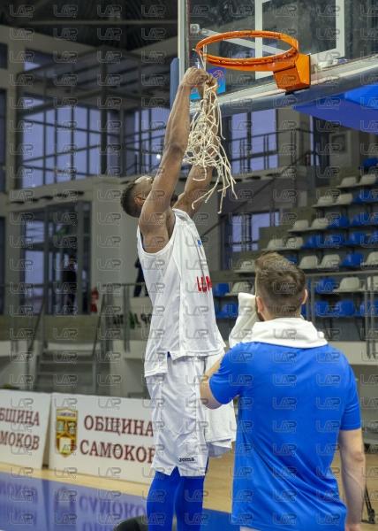 Баскетбол - Балканска лига - БК Левски Лукойл  - БК Башкими - 15.04.2018