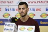 Щанги - спортист на месеца - Стилян Гроздев - 18.04.2018