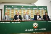 Кръгла маса на - МВР БФС ММС за проблема с футболното хулиганство - 20.04.2018