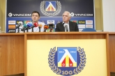 Футбол - Пресконференция 75 години Георги Аспарухов - 30.04.2018