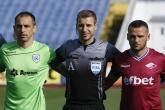 Футбол - 8 ми кръг - Втора осмица - ФК Септември - ПФК Черно Море - 11.09.2018