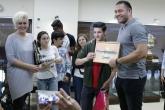 Кубрат Пулев на среща с деца от ССУ проф. д-р Дечо Денев  - 14.05.2018