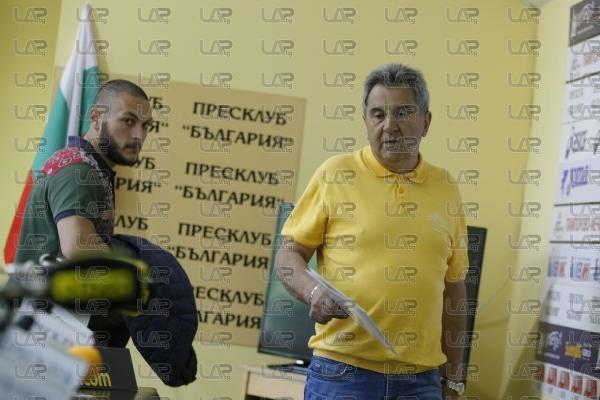 Супермото - пресконференция преди ЕШ в Кюстендил - 16.05.2018