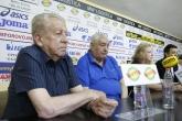 Футбол - 75 години Гунди пресконференция за мача с Бока Хуниорс - 21.05.2018