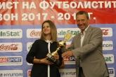 Футбол - награждаване Футболист на футболистите - 21.05.2018