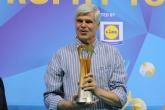 Волейбол - представяне на трофея за Световното първенство по волейбол - 03.06.2018