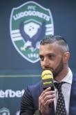 Футбол - ПФК Лудогорец представи нов спонсор и нов треньор - 06.06.2018