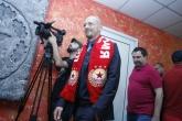 Футбол - ЦСКА представи новия си треньор - Нестор Ел Маестро - 07.06.2018