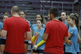 Волейбол - тренировка на женския национален отбор - 11.06.2018