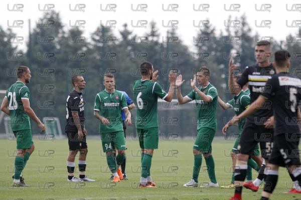 Футбол - контролна среща - ПФК Славия - ПОФК Ботев Враца  - 13.06.2018