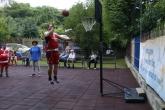 Баскетбол - Националите посетиха дом за деца с увреждания - 14.06.2018