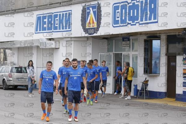 Футбол - Първа тренировка на ПФК Левски за новия сезон - 14.06.2018