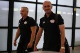 Футбол - футболистите на ЦСКА кацнаха в София - 04.06.2018