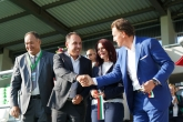 Футбол - Лудогорец откри нов сектор за гостуващи - 11.07.2018