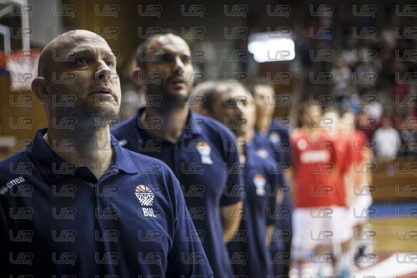 Баскетбол - FIBA U20  - България - Словения - 13.07.2018