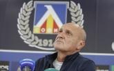 Футбол - пресконференция на Делио Роси и тренировка на ПФК Левски - 16.07.2018