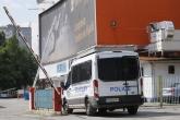 Футбол - Полицейско присъствие на тренировката на ПФК Левски - 18.07.2018