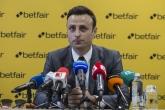 Пресконференция на Димитър Бербатов за партньорството му с БЕТФЕЪР - 23.07.2018
