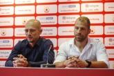 Футбол - пресконференция на Нестор Ел Маестро - 25.07.2018