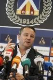 Футбол - ПФК Левски представи Славиша Стоянович - 31.07.2018