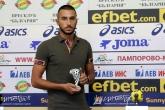 Футбол - играч на 2 ри кръг - Георги Йомов - 07.08.2018