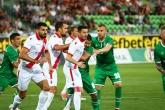 Футбол - Лига Европа - Лудогорец VS Зрински  - 09.08.2018
