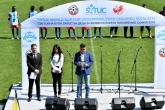 Футбол - БФС -   Световна купа SATUC за деца в неравностойно положение София - 12.08.2018