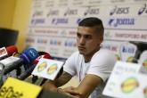 Футбол - награждаване играч на кръга - Кирил Десподов - 29.08.2018