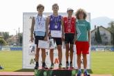 Стартира А1 атлетика за младежи в Долна баня - 31.08.2018