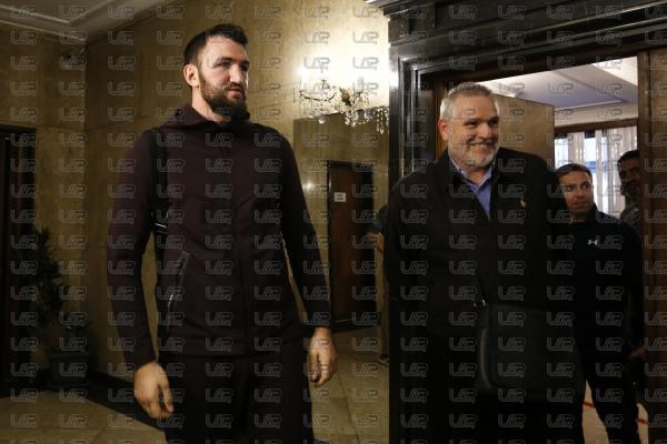 Бокс - Хюи Фюри и Питър Фюри кацнаха в София - 02.09.2018