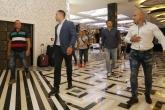 Бокс - пресконференция - Огън и Ярост - Кубрат Пулев Хюи Фюри - 03.09.2018