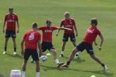 Футбол - тренировка и пресконференция на националния отбор на Норвегия - 08.09.2018