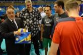 Бойко Борисов посети националите по волейбол във Варна - 11.09.2018
