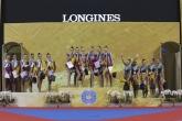 Награждаване - Световно първенство по художествена гимнастика - ден 6 - 15.09.2018