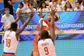 Волейбол - Световно Първенство - България - Куба - 16.09.2018
