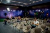 Футбол - Пресконференция на ПФК Лудогорец преди мача в Лига Европа - 19.09.2018